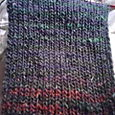 Brooklyn Tweed Noro scarf