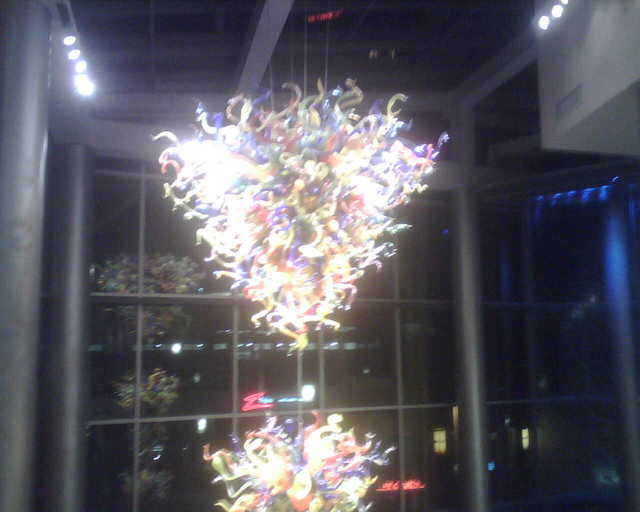 Chihuly at Lincoln Square