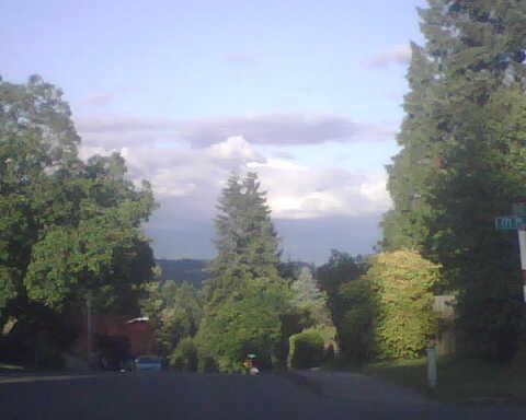 More Saturday sky